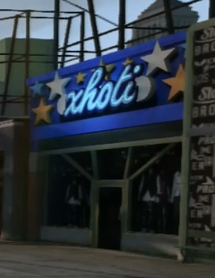 xhoti store in grand theft auto 5