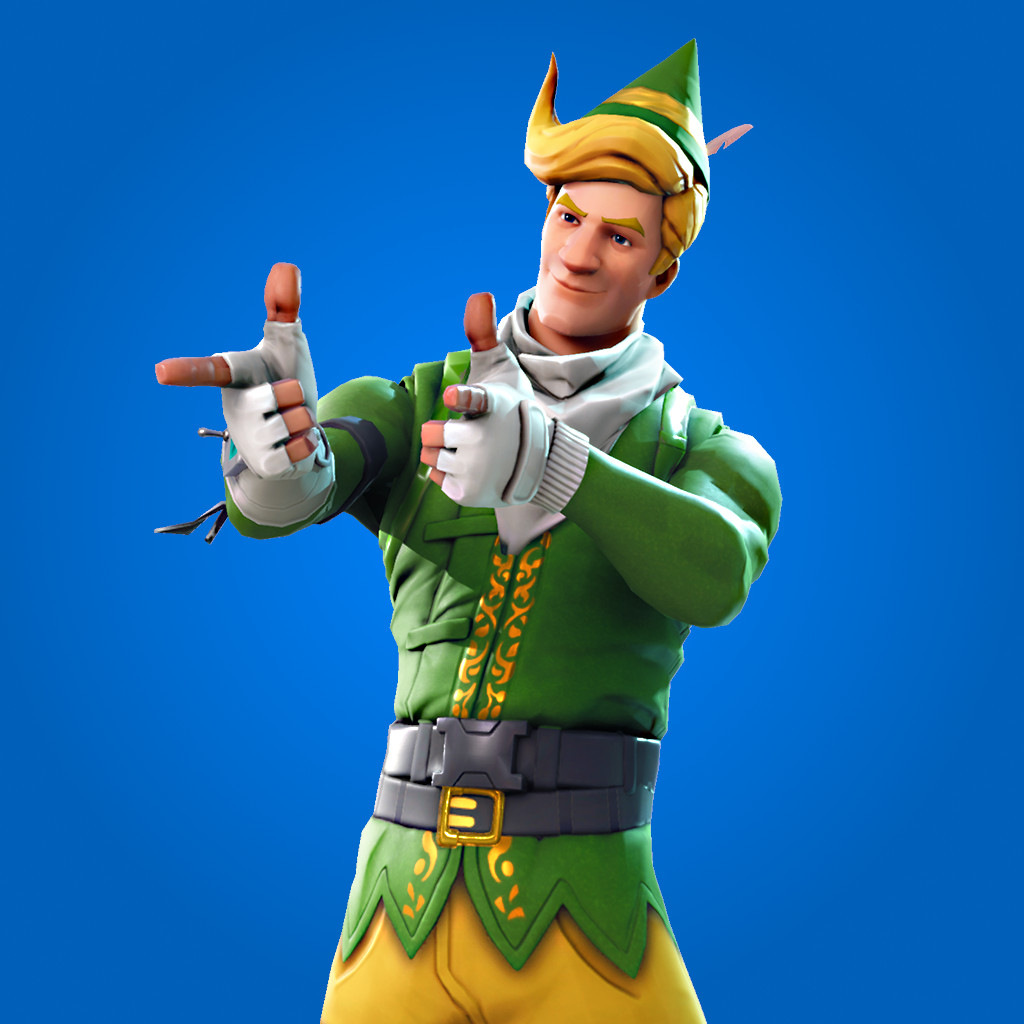 Fortnite Battle Royale Codename Elf Orcz Com The Video