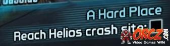 Borderlands 2: Reach Helios crash site - A Hard Place - Orcz com