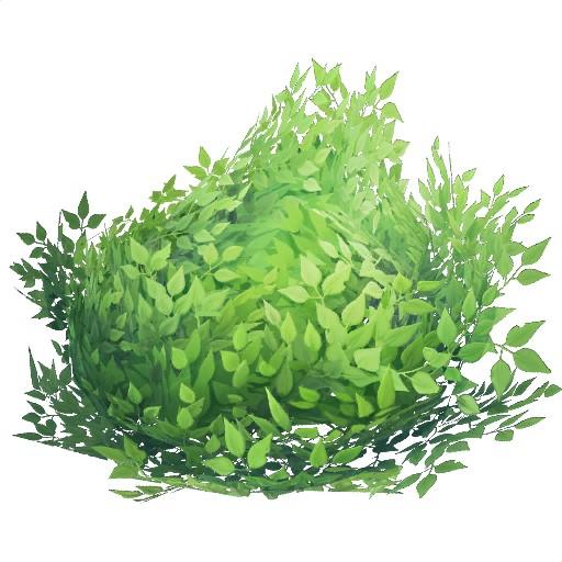 how to wear a bush in fortnite