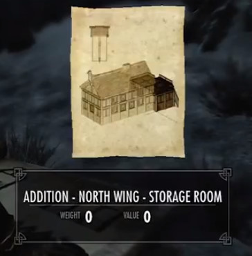 Building A House And Buying Furnishings Skyrim