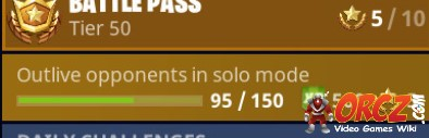 outlive opponents in solo mode in fortnite br - fortnite outlive opponents in solo mode