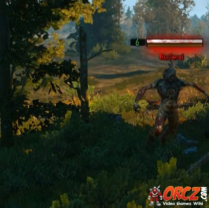 Witcher 3 rotfiend orcz com the video games wiki