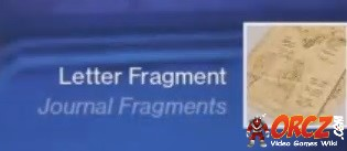 letter fragment in destiny 2