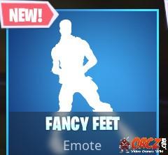 Fortnite Battle Royale Fancy Feet