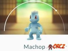 Pokemon Go Machop Orczcom The Video Games Wiki
