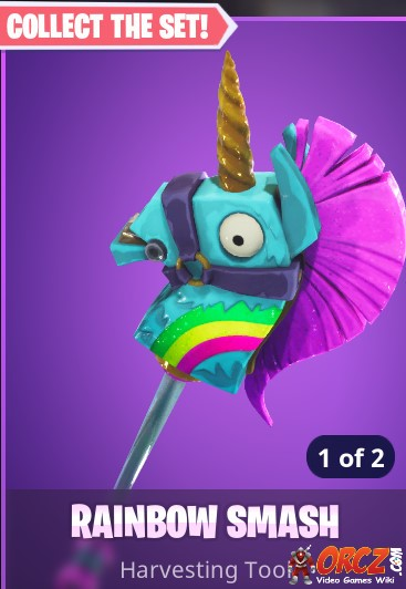 rainbow smash pickaxe in fortnite br you can buy it from the cash store for 1500 vbucks - boutique fortnite du 22 avril