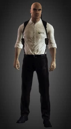 Hitman Absolution Mansion Interior Guard Disguise Orcz