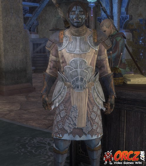 ESO Morrowind: Stained Alchemy Smock