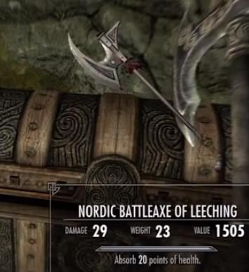 Stalhrim Weapons (Dragonborn) | Elder Scrolls | Fandom powered by ...
