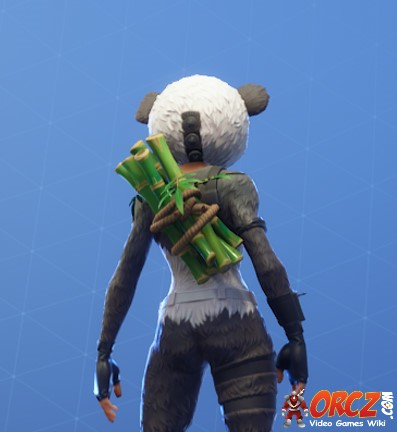 Fortnite battle royale bamboo the video games wiki - Panda team leader costume ...