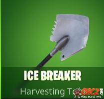 ice breaker pickaxe in fortnite br you can buy it from the cash store for 500 vbucks - fortnite 500 v bucks pickaxe