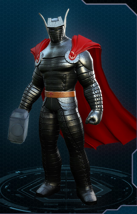 Marvel Heroes Fortune Card 5 Exclusive Costumes Orcz