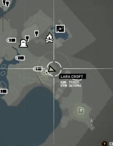 Cairns Beaches Map Cairn 4 Map[edit