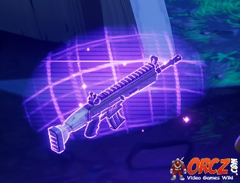 fortnite battle royale epic assault rifle scar - fortnite scar h
