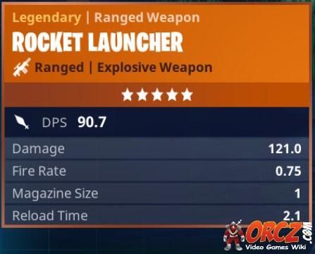Fortnite Battle Royale: Legendary Rocket Launcher - Orcz com, The