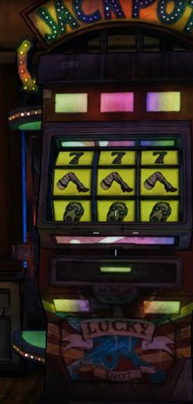 slot machine combinations borderlands 2