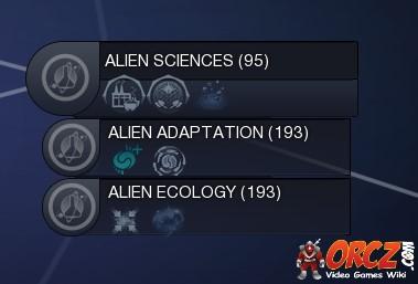 Alien Ecology