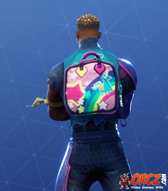 how to get the brite bag backpack fortnite
