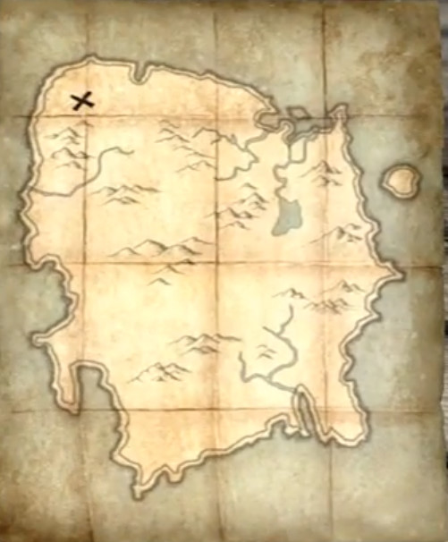 Skyrim Dragonborn: Stalhrim Source Map - Orcz.com, The Video Games Wiki