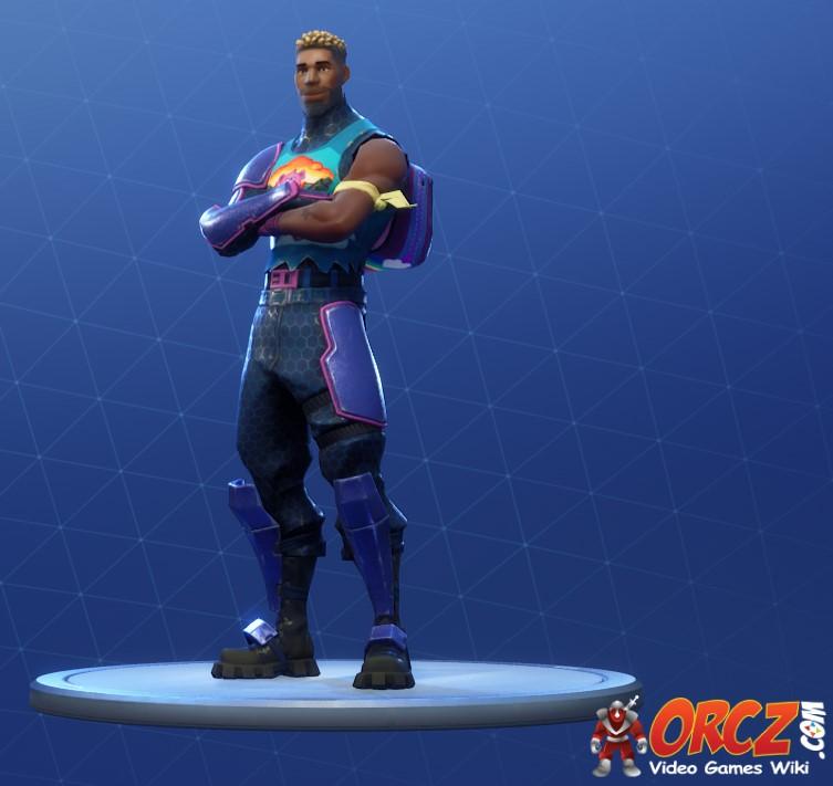 Brite Gunner From Fortnite Battle Royale Minecraft Skin