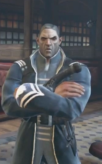 Dishonored Admiral Havelock Orcz Com The Video Games Wiki
