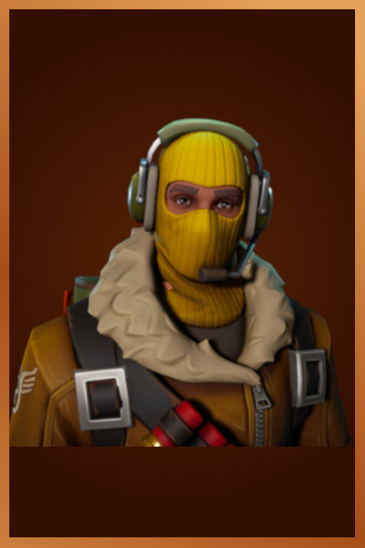 Fortnite Battle Royale Raptor Outfit Orcz The