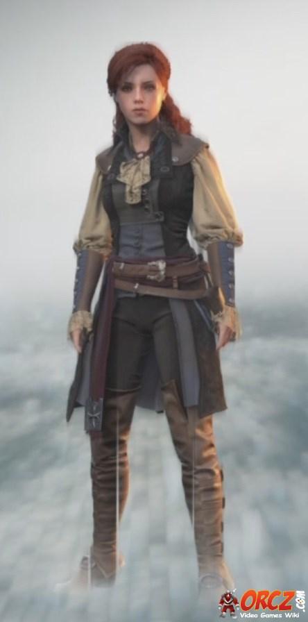 Élise de la Serre   Arno dorian, Assassin s creed unity