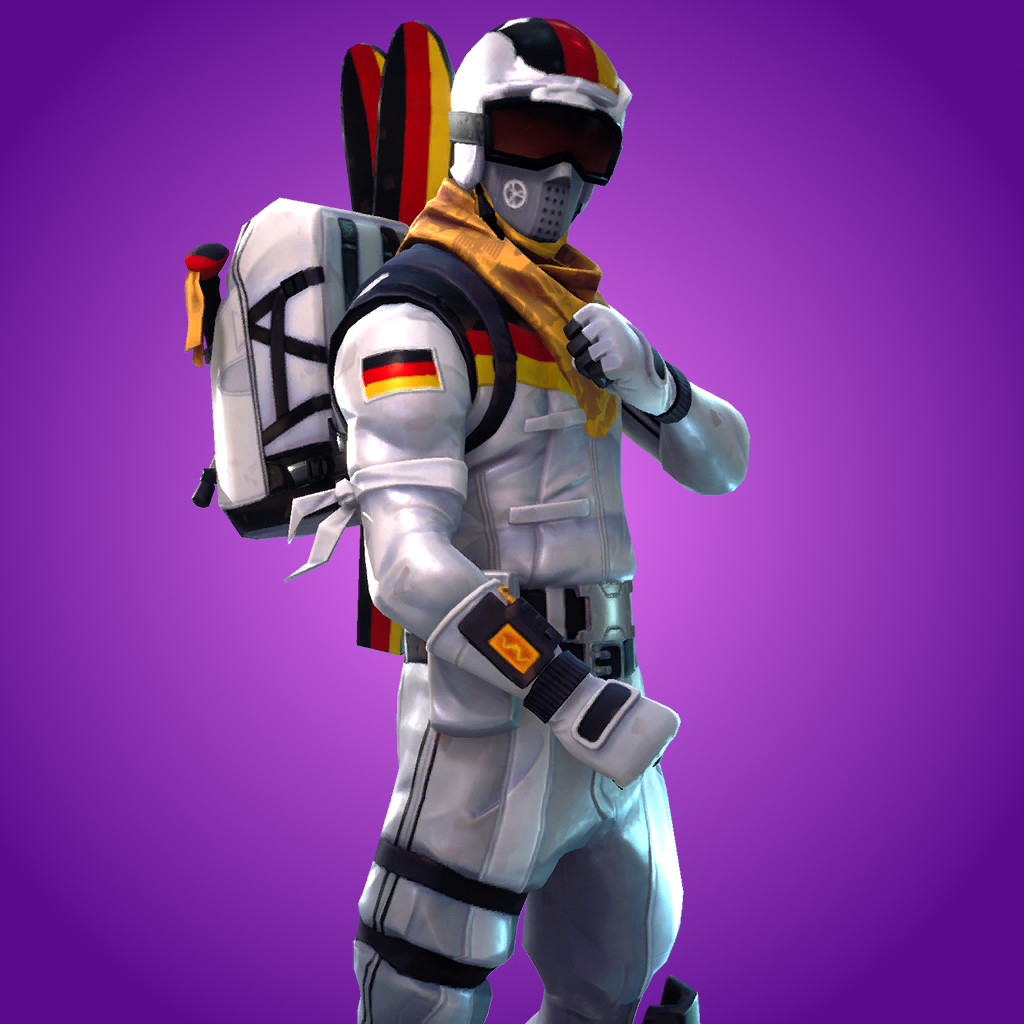 Fortnite Battle Royale: Alpine Ace GER