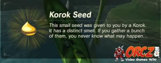 photo relating to Printable Korok Seed Map identify Breath of the Wild: Korok Seed - , The Movie Game titles Wiki