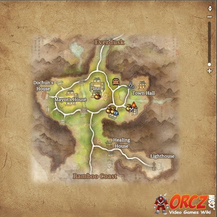 Blade and Soul: Bamboo Village - Map - Orcz.com, The Video Games Wiki
