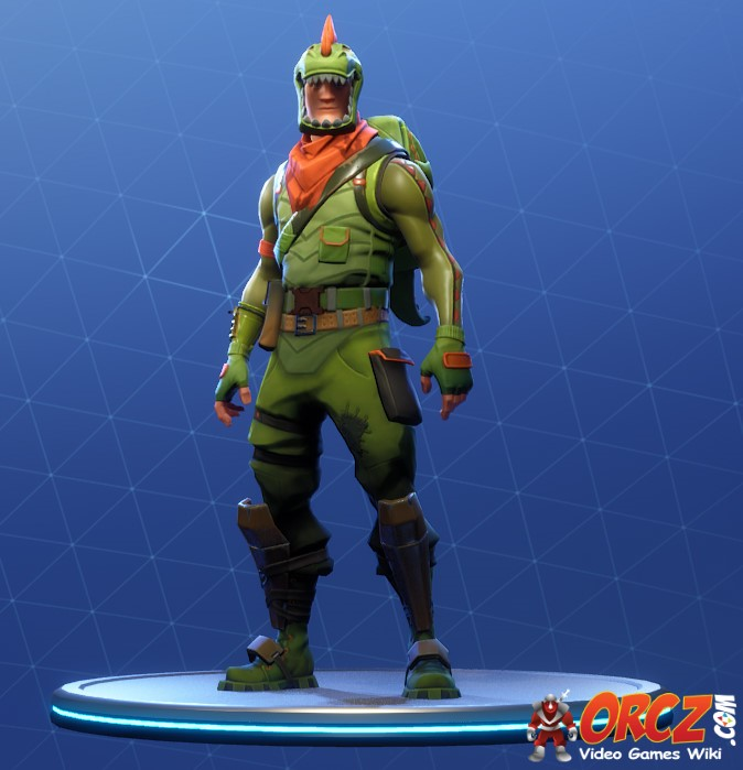 Rex skin legendary skin from fortnite battle royale minecraft skin - Rex from fortnite ...