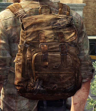 Joel's Backpack - Where can I find one? : thelastofus