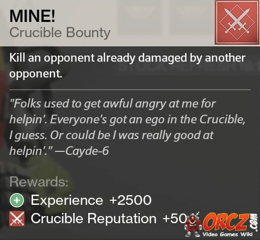 reputation crucible