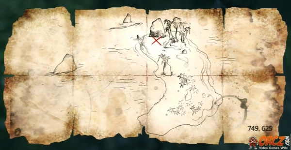 Assassin s Creed IV Abaco Island Treasure Map Orcz The