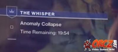 The whisper destiny 2