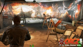 Fallout 4 museum of freedom level 2 the for Fallout 4 mural