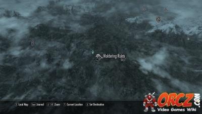 Skyrim Moldering Ruins Orcz Com The Video Games Wiki