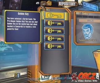 Borderlands Pre-Sequel: Shift Codes - Orcz.com, The Video ... Borderlands The Pre Sequel Shift Codes