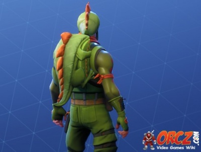 Fortnite Battle Royale Scaly Orcz Com The Video Games Wiki