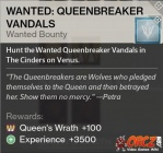 Wanted Bounty