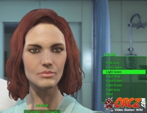 Fallout 4 Eye Color Light Green Orcz Com The Video Games Wiki