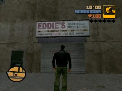 GTA III: Eddie's Used Boiler Supply Co Inc - Orcz com, The