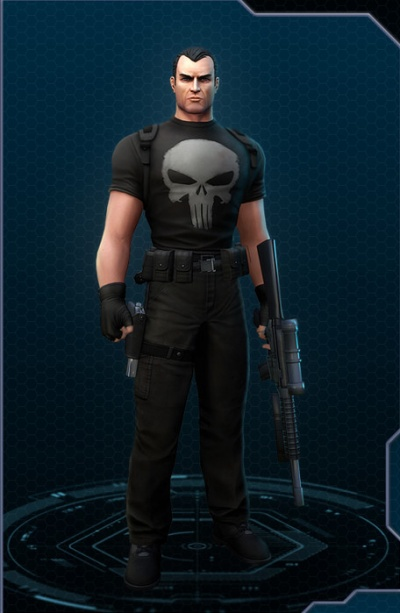 sc 1 st  Orcz & Marvel Heroes: Punisher Modern Costume - Orcz.com The Video Games Wiki