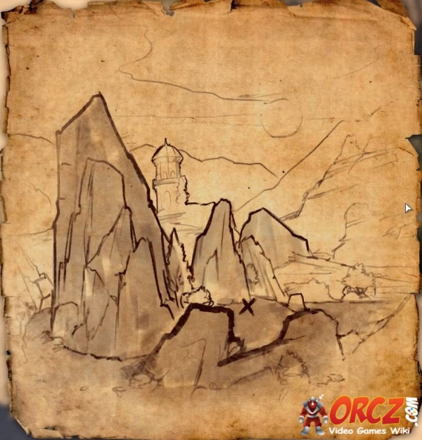 ESO: Bangkorai Treasure Map VI - Orcz.com, The Video Games ...