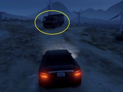 GTA V: Abandoned Vehicle 2 - Orcz com, The Video Games Wiki