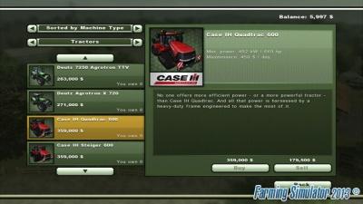 Farming Simulator 2013: Vehicle Shop - Orcz com, The Video
