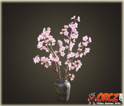 Animal Crossing New Horizons Cherry Blossom Branches Orcz Com The Video Games Wiki