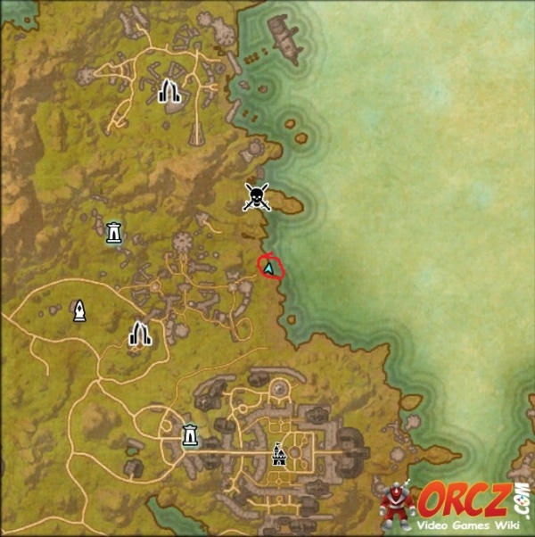 ESO: Auridon Treasure Map IV - Orcz.com, The Video Games Wiki