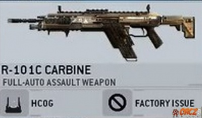 titanfall r101c carbine orczcom the video games wiki